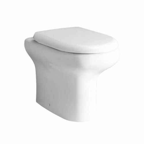 RAK Compact Back to Wall Pan & Soft Close Seat